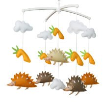 Baby Crib Musical Mobile Baby Funny Toys Best Baby Mobile [Hedgehog]