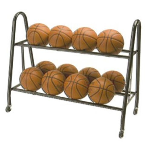 Tandem Sport TS12BALLCART Ultimate Ball Rack