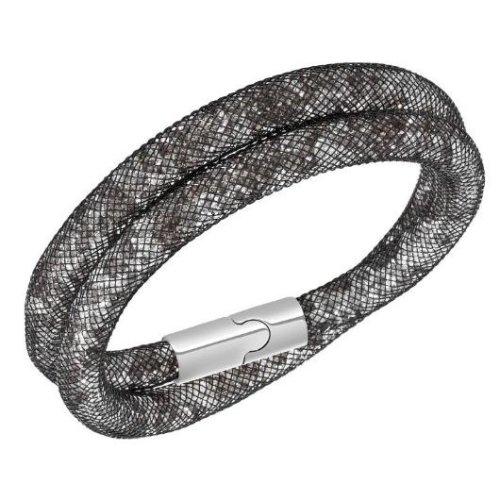 Swarovski Stardust Light Multi Double Bracelet Medium - 5100094
