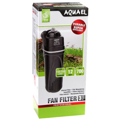 Aquael Fan Filter 3 Plus (150 - 250 Litre)