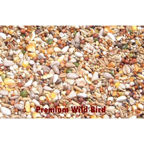 AK Feeds Top Quality Premium No Mess Wild Bird Food 20kg