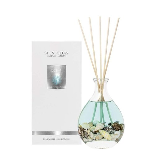 Stoneglow Candles Nature's Gift 2019 Scented Reed Diffuser Ocean