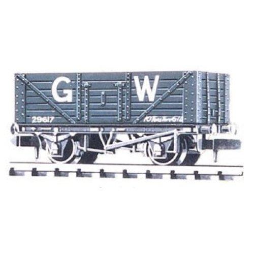 Coal, 7 plank GW, dark grey - Peco NR-41W - free post