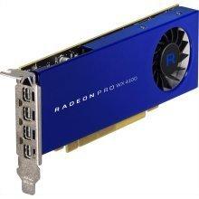 AMD 4Gb Radeon Pro WX 4100 PCI-e VGA Card