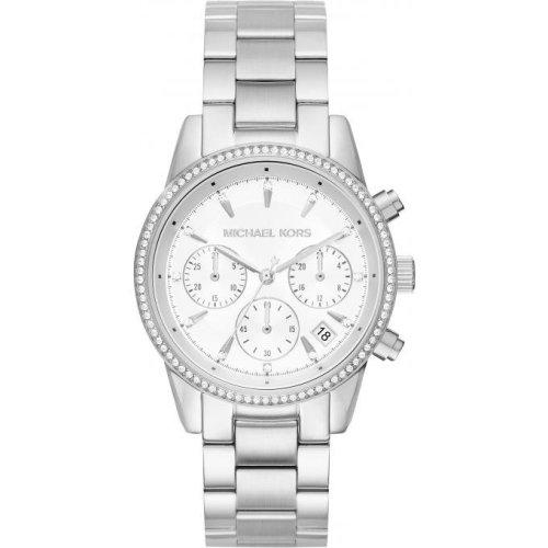 MK6428 Michael Kors Ritz Watch Crystals Steel Woman