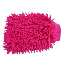 Microfiber Car Cloth Scratch-Free Wash Mitt Easy Car Cleaning Set of 2