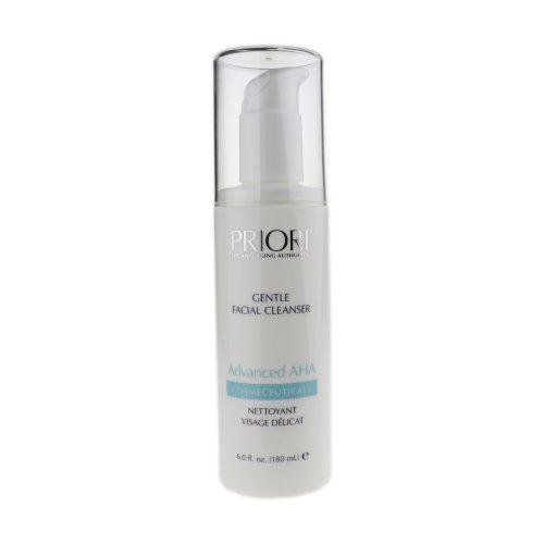 Priori Advanced AHA Gentle Facial Cleanser 6oz/180ml In Box