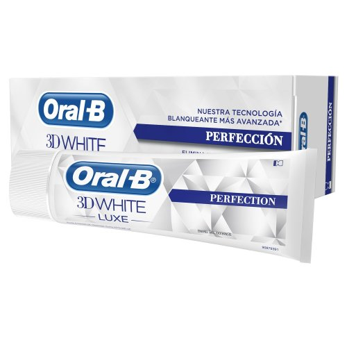 Oral-B 3D White Luxe Perfection Toothpaste - 75 ml