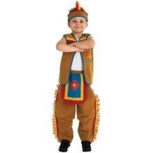 Rubie's American Indian Fancy Dress (large)