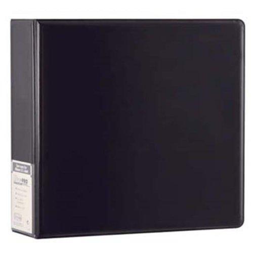 """3"""" Plain Album - Black - Ultra Pro"""