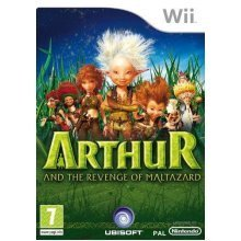 Arthur and the Revenge of Maltazard Nintendo Wii Game