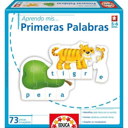 Educa Borrás 15323–I learn my first words
