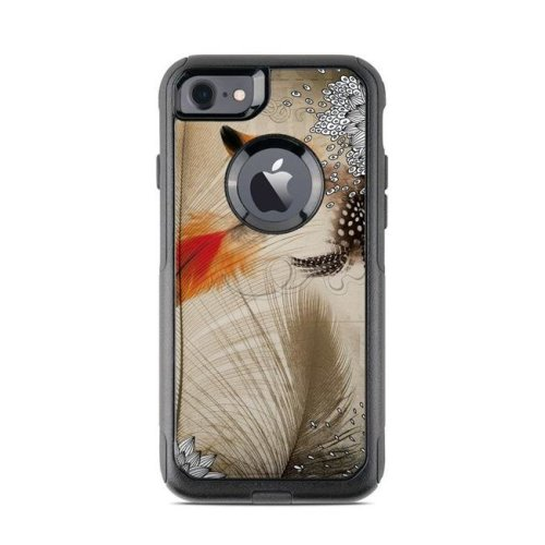 DecalGirl OCI7-FTHRD OtterBox Commuter iPhone 7 Case Skin - Feather Dance