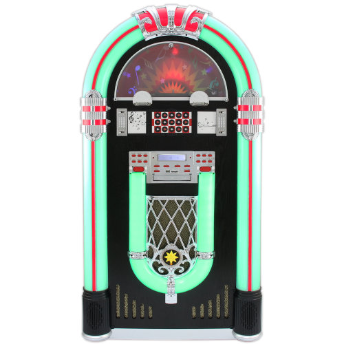 Jukebox Vinyl Record Player & Sound System