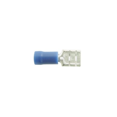 Wiring Connectors - Blue - Slide-On 250 - 6.3mm - Pack of 25