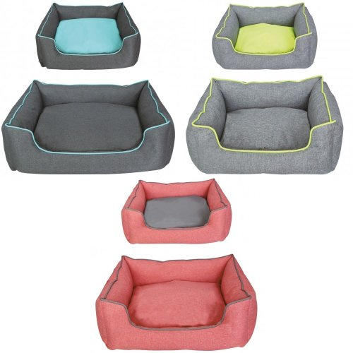 Gloria Rectangular Quartz Dog Bed