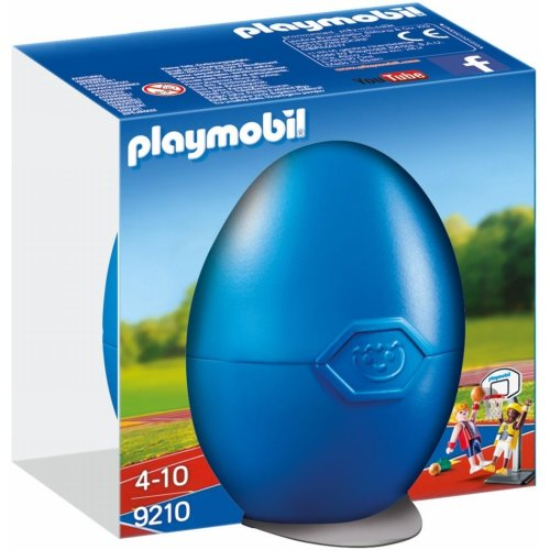 Playmobil 9210 One-on-One Basketball Gift Egg