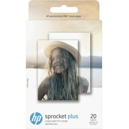HP 2LY72A Photo cartridge, Pack qty 20