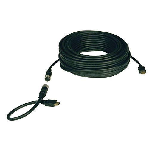 Tripp Lite P568 050 EZ Easy Pull HDMI Monitor Cable w Connectors 50ft