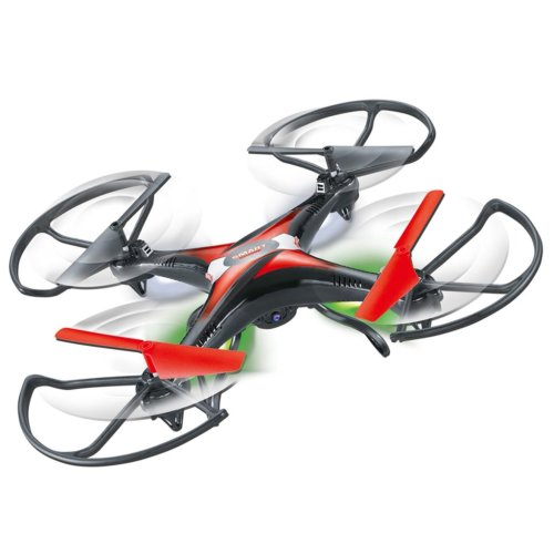 Gear2Play Children Toy RC Drone Flying In/Outdoor Smart with Camera TR80586