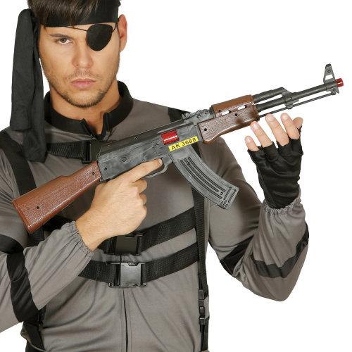 62cm Fake AK47 Rifle Gun Prop