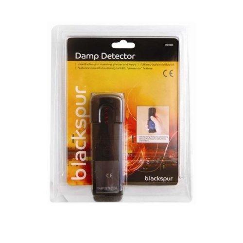 Damp Detector Tester Masonry Plaster And Wood Moisture Sensor