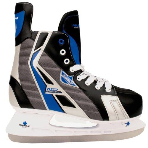 Nijdam Ice Hockey Skates Size 43 Polyester 3386-ZBZ-43