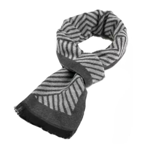 Wool Cashmere Winter Warm Scarf Neck Wrap Scarves Mens Scarves,Q
