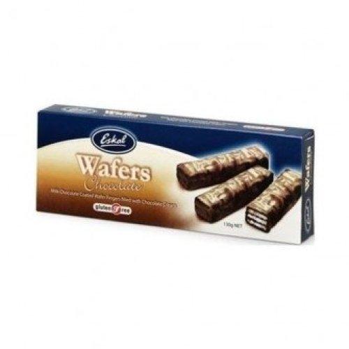 Eskal - G/F Chocolate Wafers 130g