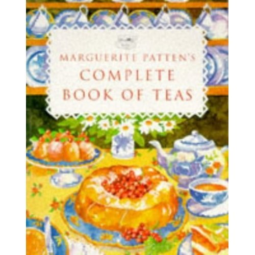 Marguerite Pattens Book Of Tea