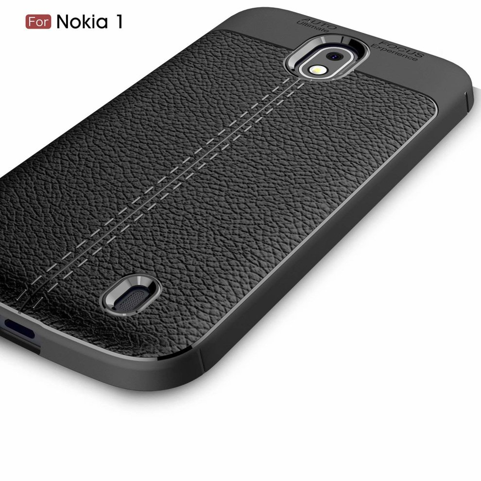 promo code c1932 4c66e The Keep Talking Shop Rugged Grip Cover for Nokia 1 Case Slim-Fit ...