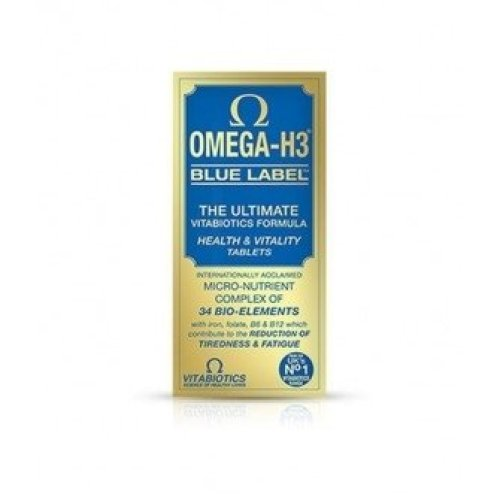 Vitabiotics - Ultra Omega-H3 Blue Label 30 VTabs