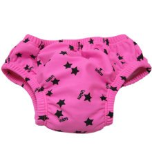 [Rose]Toddle Swim Briefs Baby Infant Swim Diapers Swim Pants 1-2 Years Old 2PC
