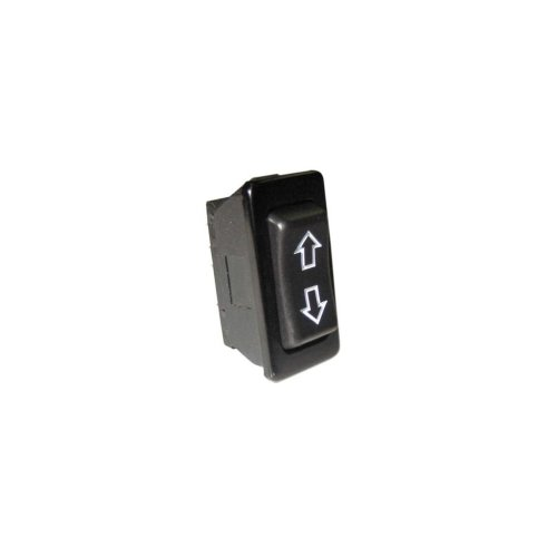 Window/Aerial Rocker Switch - Non Illuminated