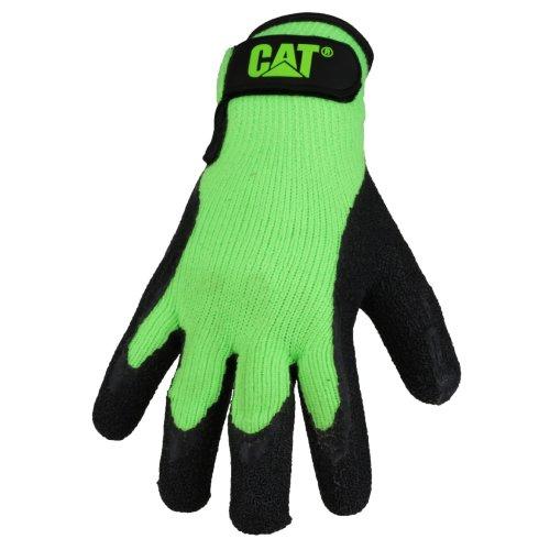 Caterpillar 17417 Unisex Latex Palm Glove
