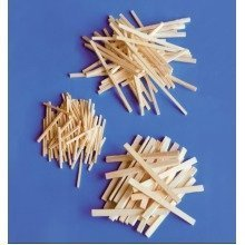 Pbx2470273 - Playbox - Wooden Sticks - 86 X 6 X 3 Mm - 450 Pcs