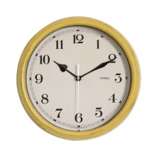 [S] 11 Inch Modern Wall Clock Decorative Silent Non-Ticking Wall Clock