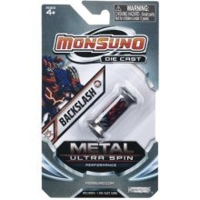 Monsuno Die Cast Metal Ultra Spin Core Backslash