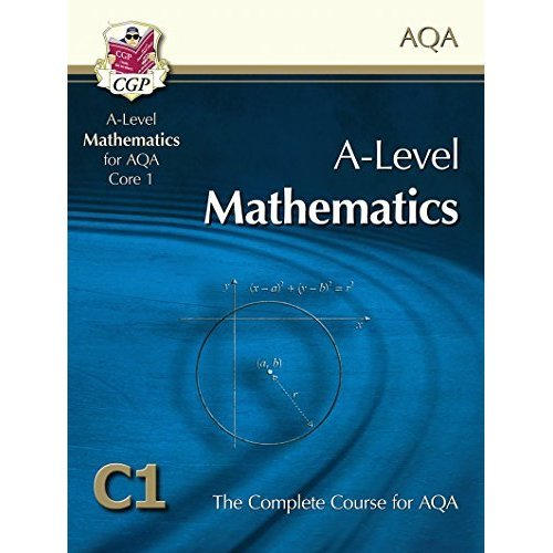 AS-Level Maths for AQA - Core 1: Student Book