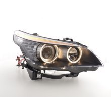 Spare parts headlight right BMW serie 5 E60/E61 Year 2007-2010