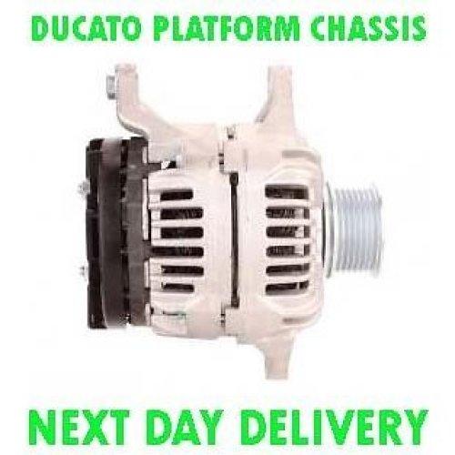 FIAT DUCATO PLATFORM CHASSIS 2.3 2002 2003 2004 2005 2006 RMFD ALTERNATOR