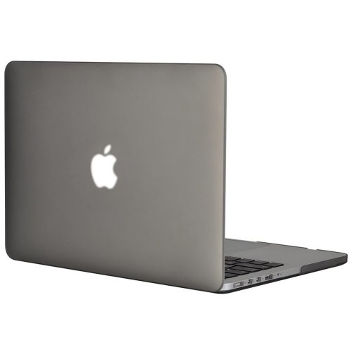 """Topideal Frosted Matte Soft Hard Case 13"""" MacBook Pro 13.3"""" Retina Display"""