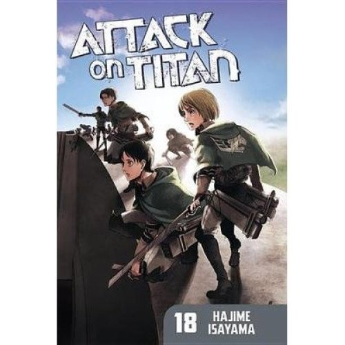 Attack on Titan 18