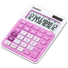 Casio MS-20NC Pocket Display calculator Pink