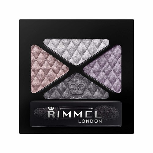 Rimmel Glam Eyes Quad Eyeshadow -023 Beauty Spells