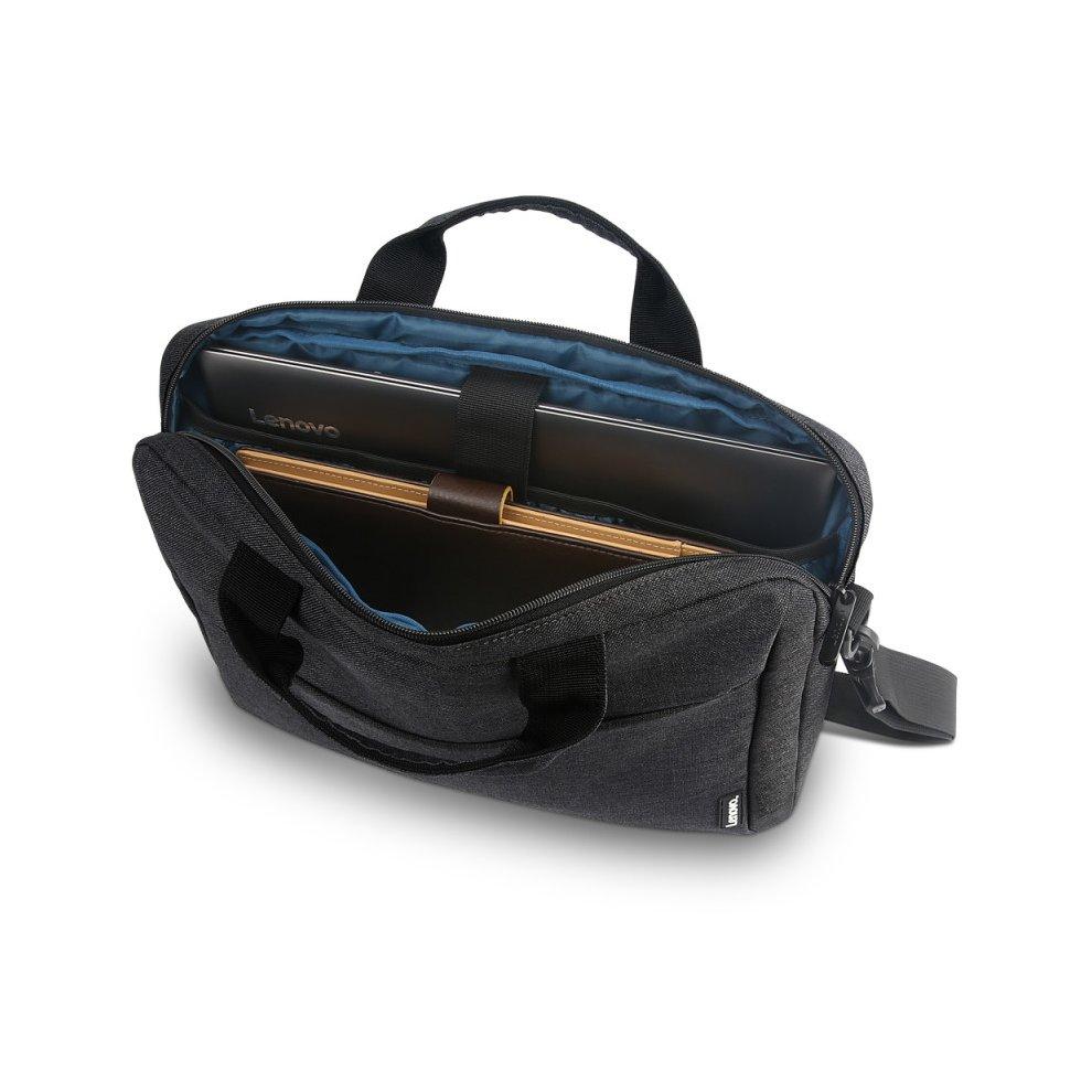 58da9f39ee6a Lenovo Idea GX40Q17229 15.6 inch Laptop bag Casual Toploader T210 Grey