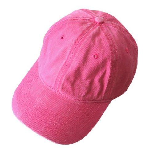 Denim Sports Caps Fashion Caps Baseball Caps Sun Cap Golf Hats Rose Red