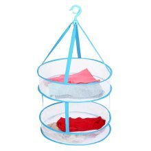 Creative Drying Rack Portable Folding Drying Mesh Net for Clothes/s, A4