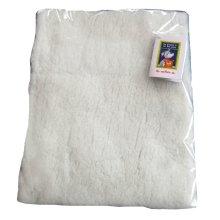 Vet Bed Half Roll White 10mx76cm