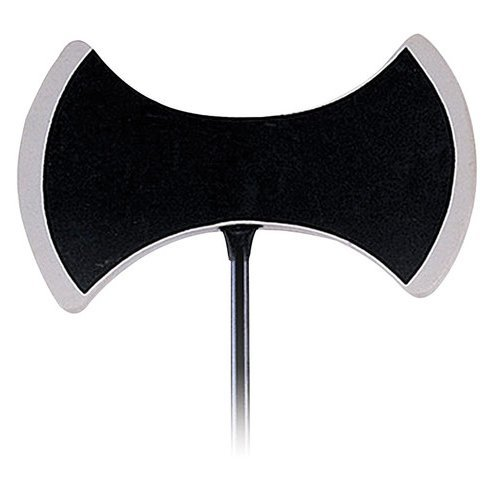 36 Inch Double Headed Foam Axe - Weapon Fancy Dress Eva Halloween Prop Novelty -  double weapon fancy dress eva 36 headed halloween prop novelty
